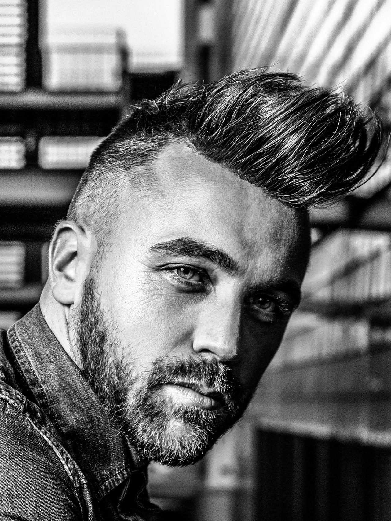 Hairskeen solution anti chute perte de cheveux pour homme for Perte de cheveux homme